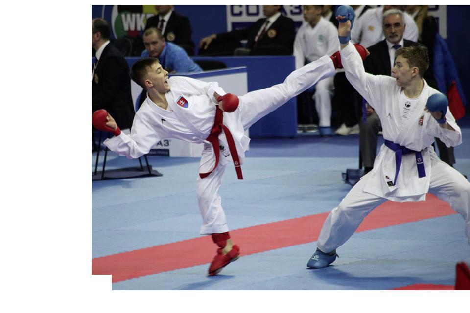 Andrej Tvrdon | Karate