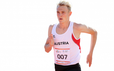 Paul Seyringer   Leichtathletik