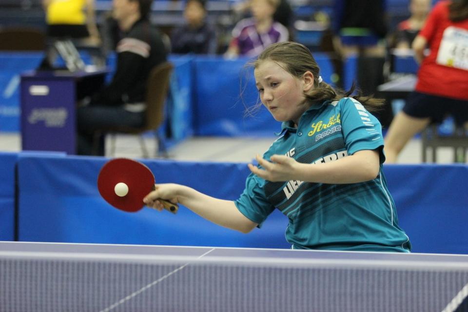 Große Erfolge für OÖ Tischtennis Nachwuchs