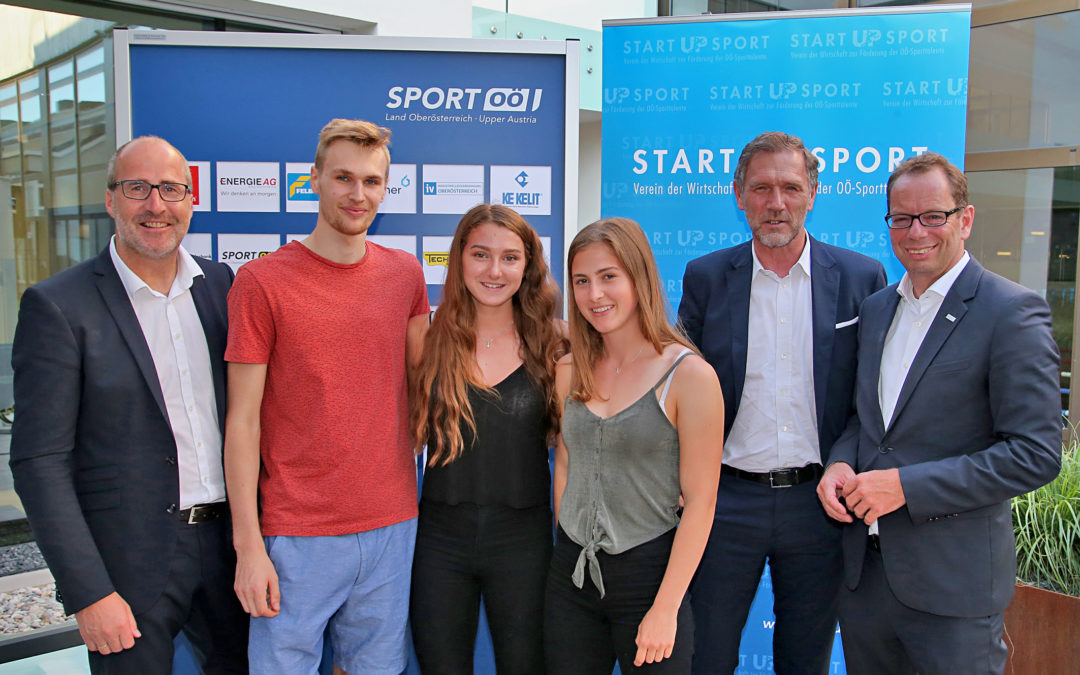 "Erstes ""Start Up Sport"" Sommerfest"