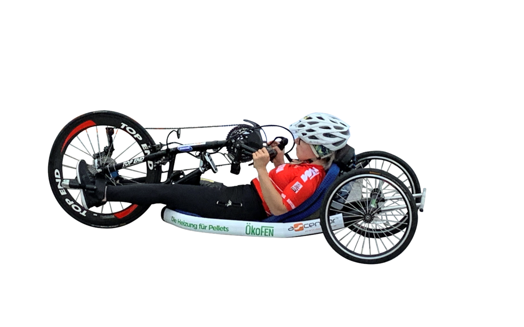 Elisabeth Egger | Paracycling-Handbike