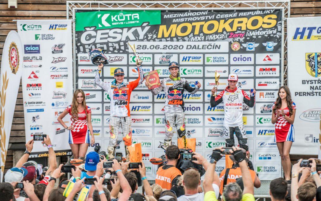 Erfolgreiches Rennen für Rene Hofer nach COVID Zwangspause
